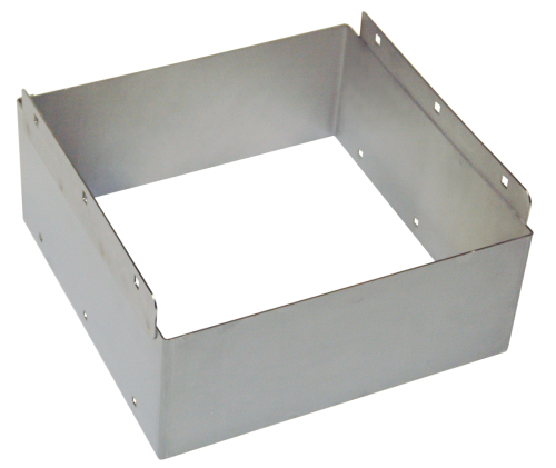 w scheschacht kunststoffrohr 315 kg verl ngerung 12 cm f r 30 x 30 cm schurre. Black Bedroom Furniture Sets. Home Design Ideas