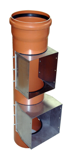 Ordentlich Wäscheschacht Kunststoffrohr 250 mm : KG Rohr Länge 5 Meter, 250 mm RG41